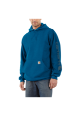 Carhartt Carhartt Mid-weight Sleeve Logo Hoody