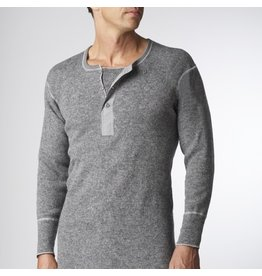 Stanfields Stanfield's Heavyweight Wool Henley