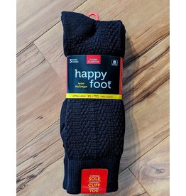 McGregor McGregor Happy Foot 3-Pack Classic XL Crew Sock