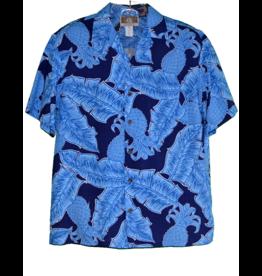 Robert J. Clancey Kalaheo Hawaiian Shirt 258.205
