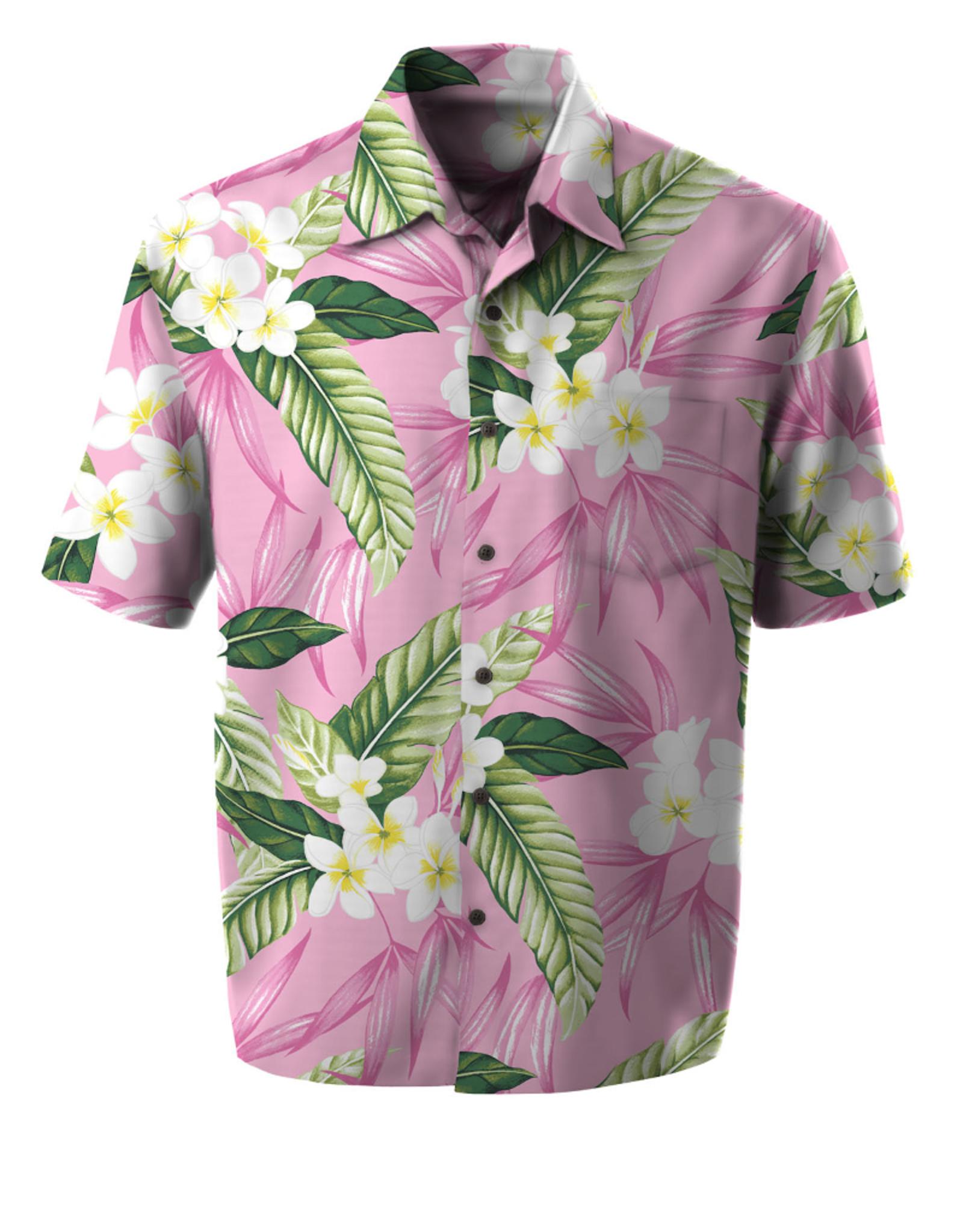 Robert J. Clancey Kalaheo Hawaiian Shirt 258.IC