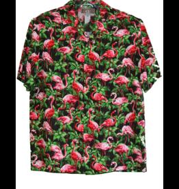 Robert J. Clancey Kalaheo Hawaiian Shirt 258.X