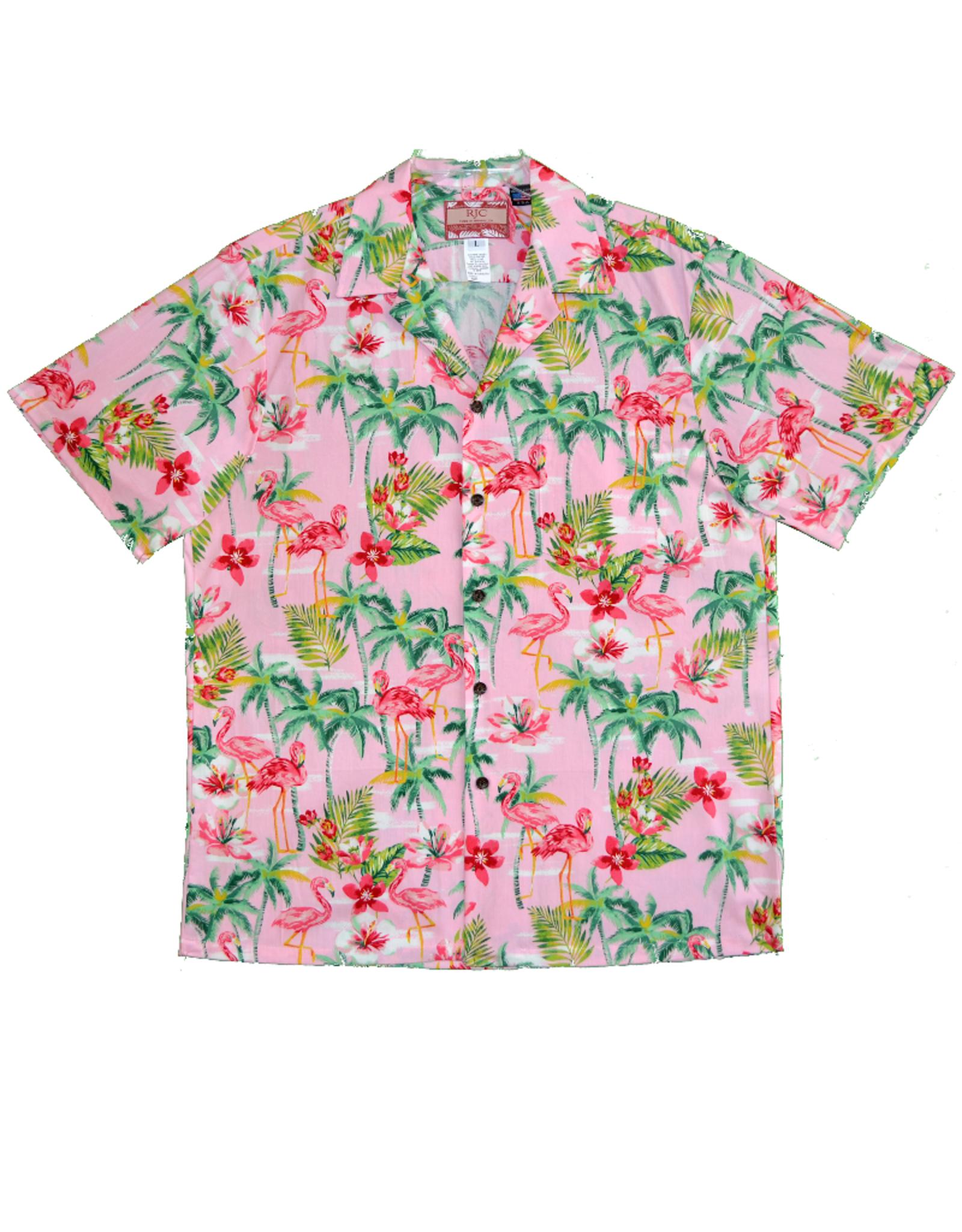Robert J. Clancey Hawaiian Shirt 102C.204