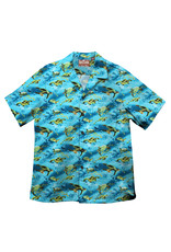 Robert J. Clancey Hawaiian Shirt 102C.137
