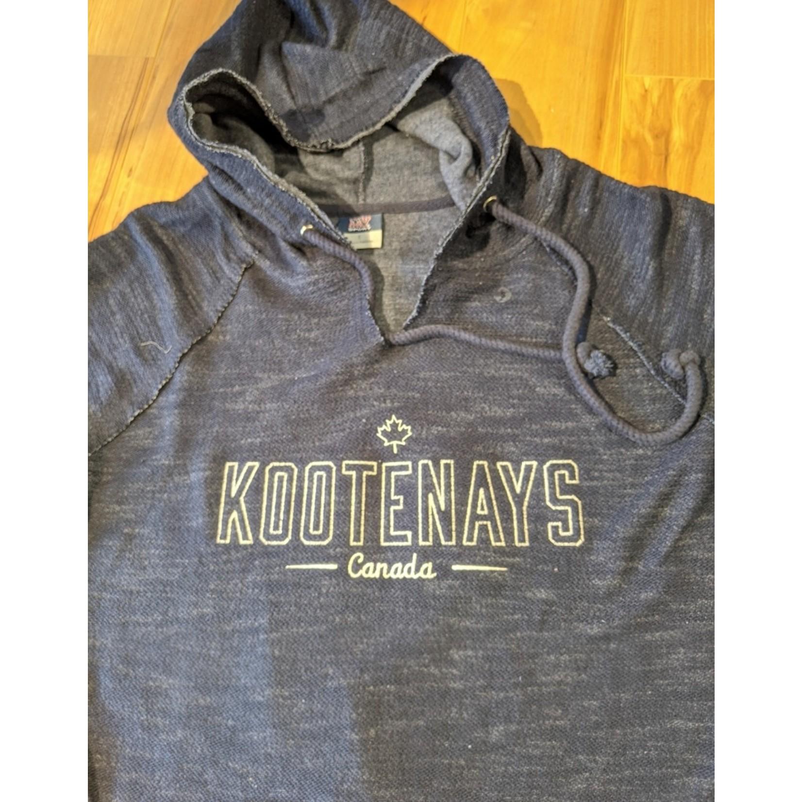 Nelson Souvenir Hoody - Kootenay Baja