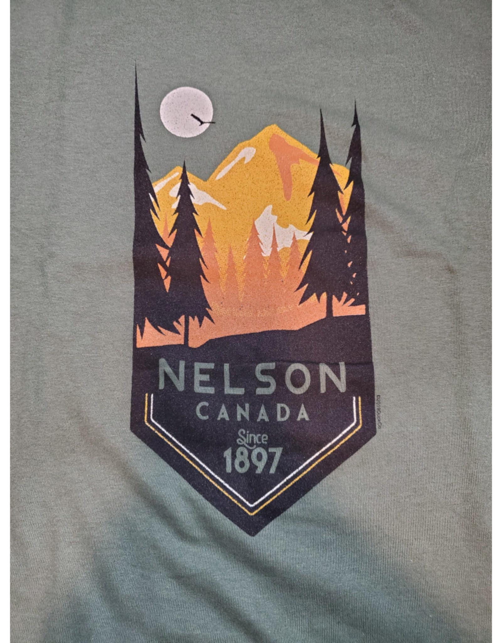 Nelson Souvenir Tee - Vantage Point
