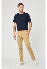 Mavi Mavi Marcus Slim Straight Leg Chino - Latte Sateen