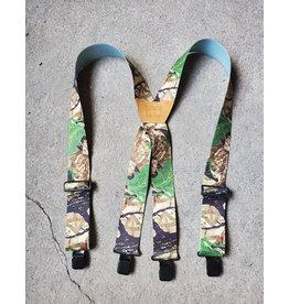 """Lynn Valley Mfg Lynn Valley 2"""" Heavy Duty Clip Suspender - RealTree"""