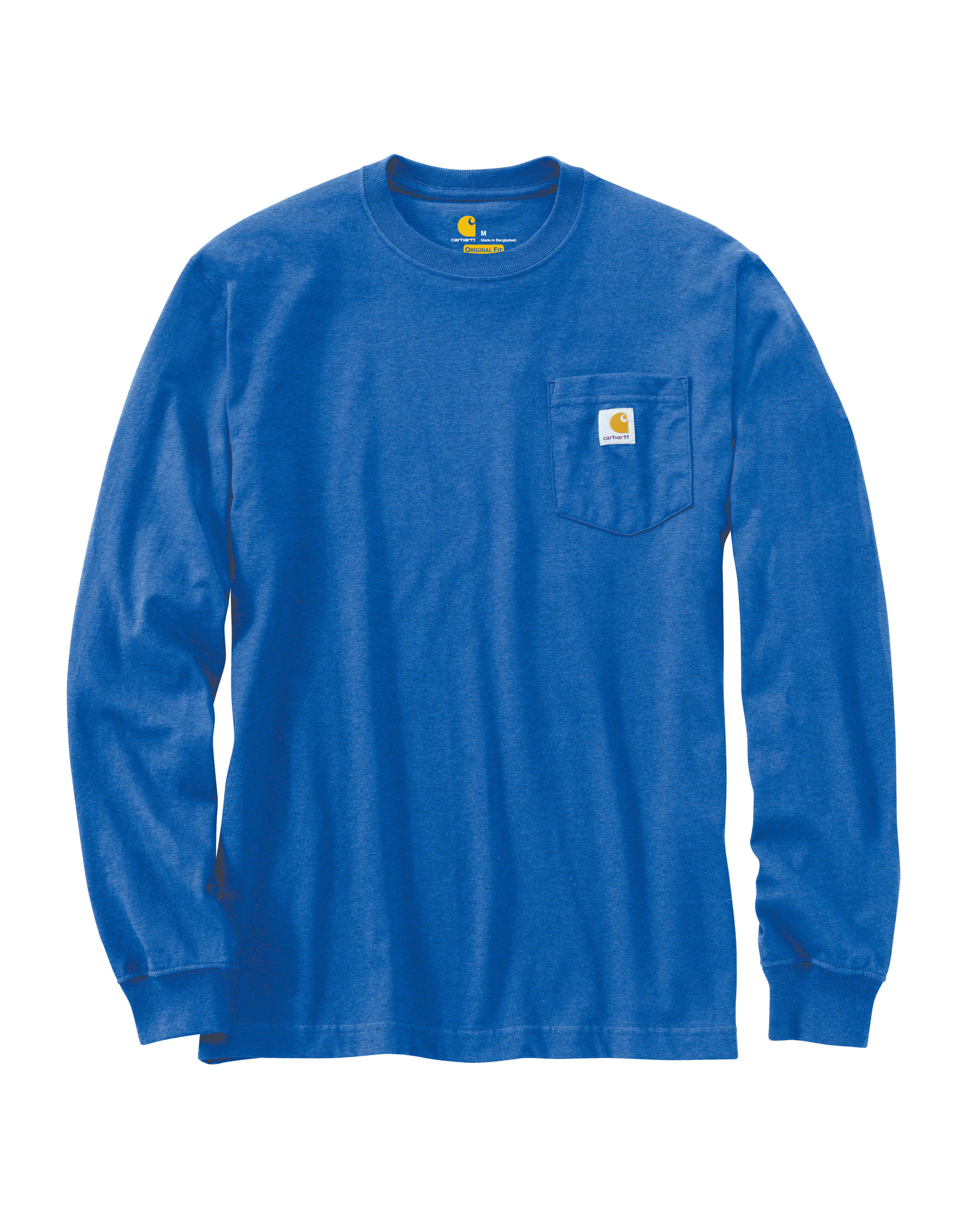Carhartt Carhartt K126 Workwear Long-Sleeve Shirt with Pocket