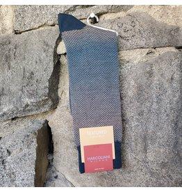 Marcoliani Marcoliani Socks - Lichene Green Shaded Piqué
