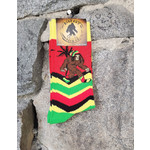 Bigfoot Bigfoot Socks - Rasta Bigfoot