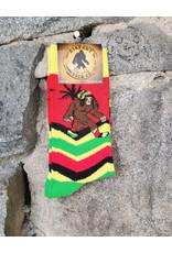 Bigfoot Bigfoot Socks - Rasta Bigfoot