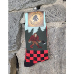 Bigfoot Bigfoot Socks -  Lumberjack Bigfoot