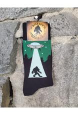 Bigfoot Bigfoot Socks - UFO Bigfoot