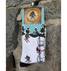 Bigfoot Bigfoot Socks - Skiing Bigfoot