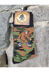 Bigfoot Bigfoot Socks - Camo Bigfoot