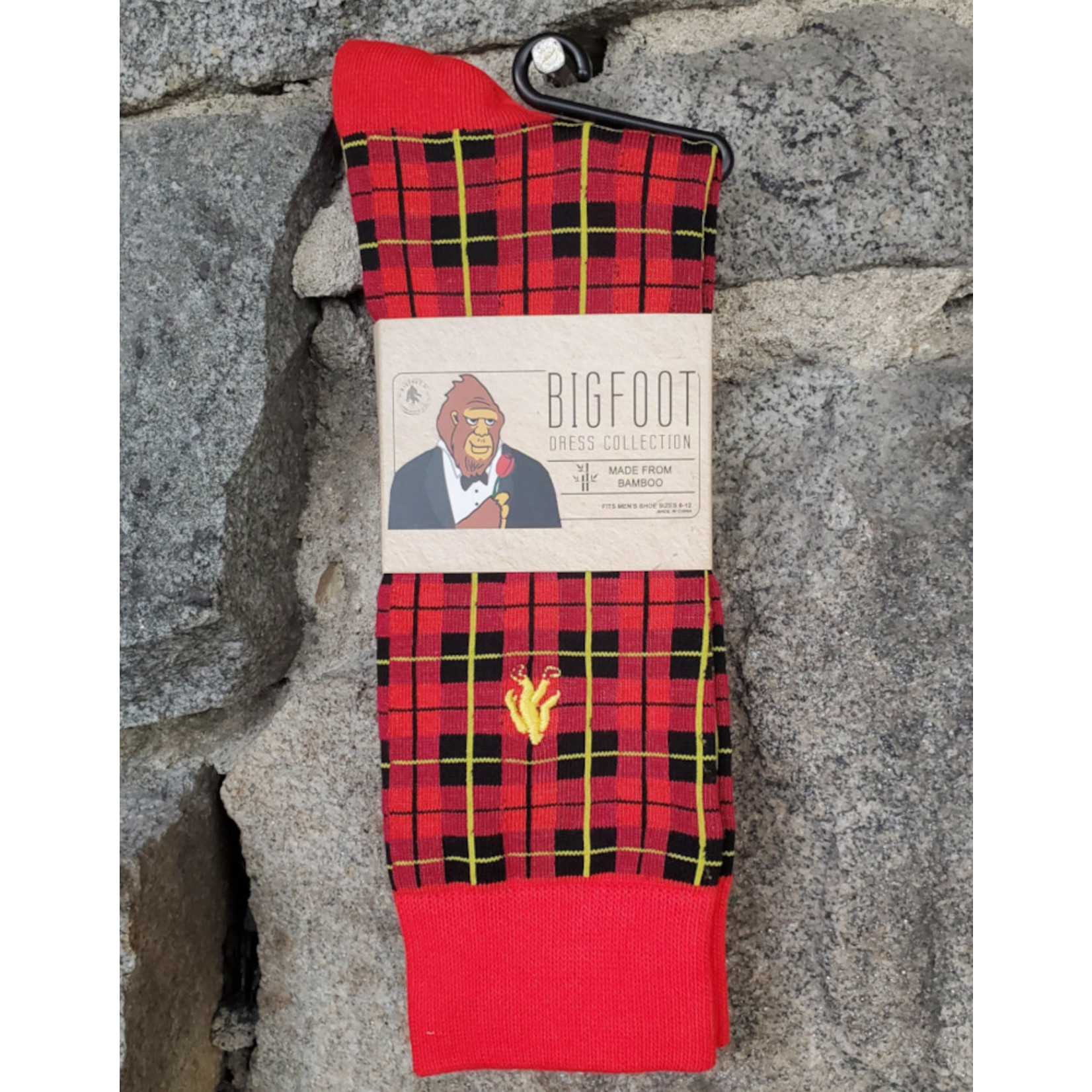 Bigfoot Bigfoot Socks - Bamboo Highland Dress