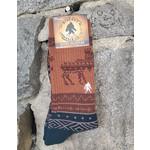 Bigfoot Bigfoot Socks- Active Moose
