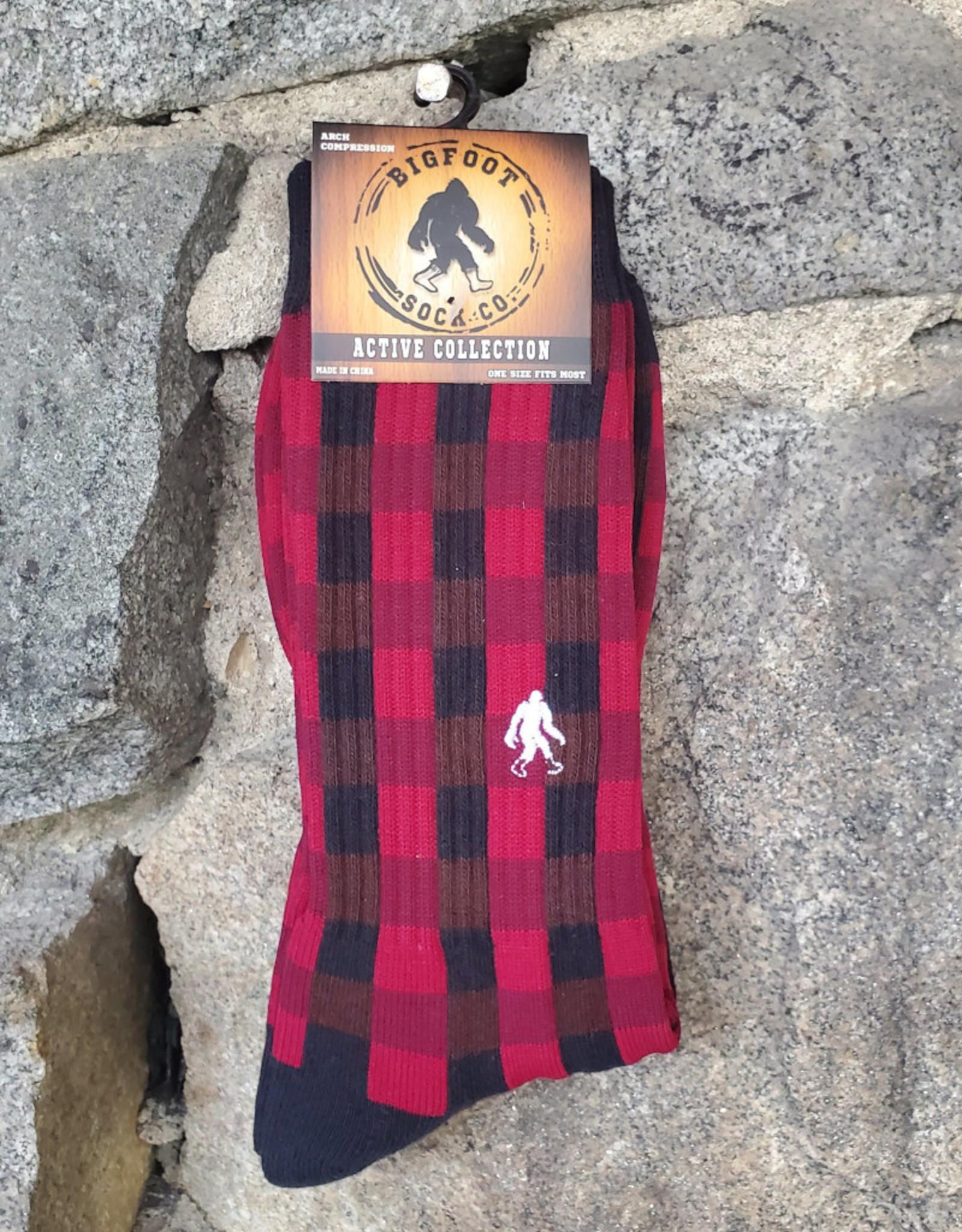 Bigfoot Bigfoot Socks - Active Lumberjack Bigfoot