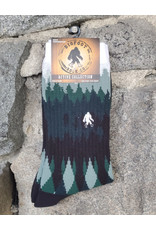 Bigfoot Bigfoot Socks - Active Forest