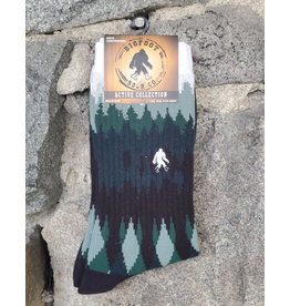 Bigfoot Bigfoot Socks - Active Forest