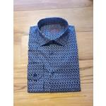 Horst Hörst Long Sleeve Sport Shirt - Treble Clef Print