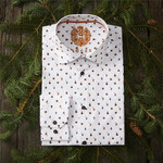Horst Hörst Long Sleeve Sport Shirt - Instrument Print