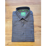 Forsyth Forsyth Long Sleeve Button Down - Jasper Olive Check