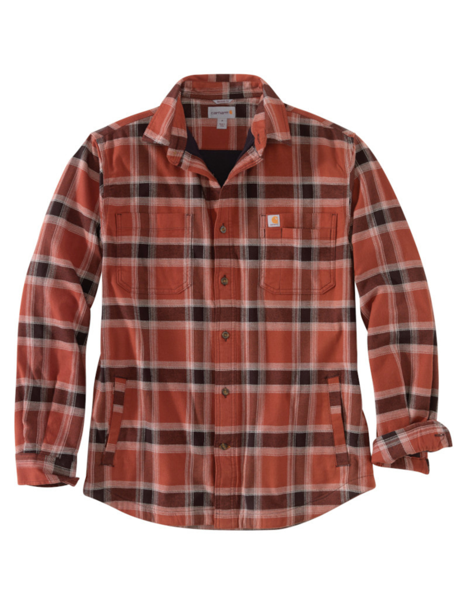 Carhartt Carhartt Fleece Lined Rugged Flex Flannel Shirt