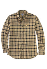 Carhartt Carhartt Rugged Flex Relaxed Fit Flannel Shirt - 2 Colors