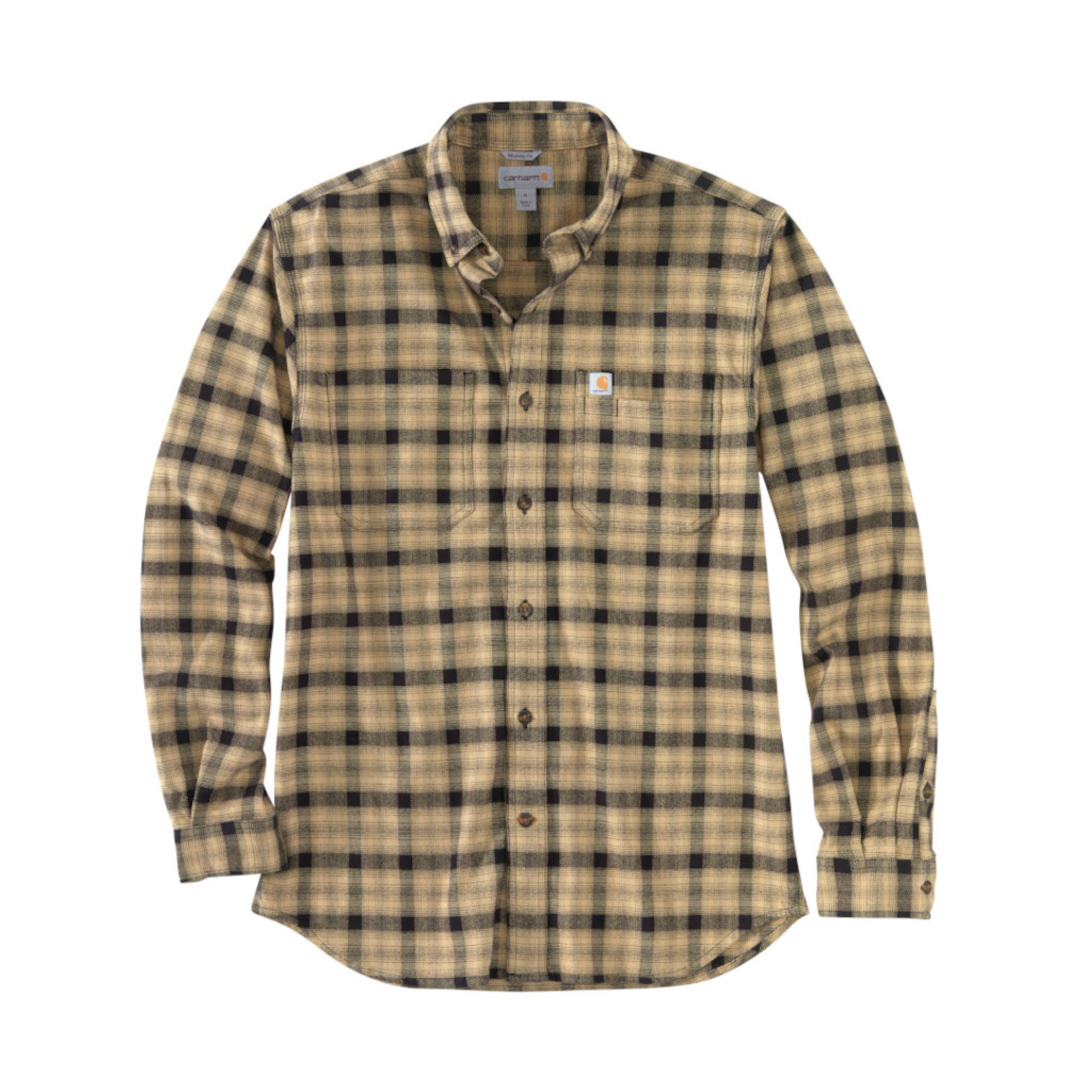 Carhartt Carhartt Rugged Flex Relaxed Fit Flannel Shirt 104448