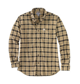 Carhartt Carhartt Rugged Flex Relaxed Fit Flannel Shirt - 2 Colors