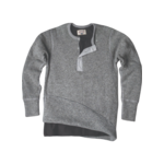 Stanfields Stanfields Lined Heavyweight Wool Henley 1315L