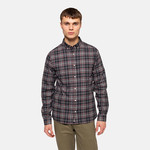 RVLT Revolution RVLT 3775 Checked Shirt - Dark Navy
