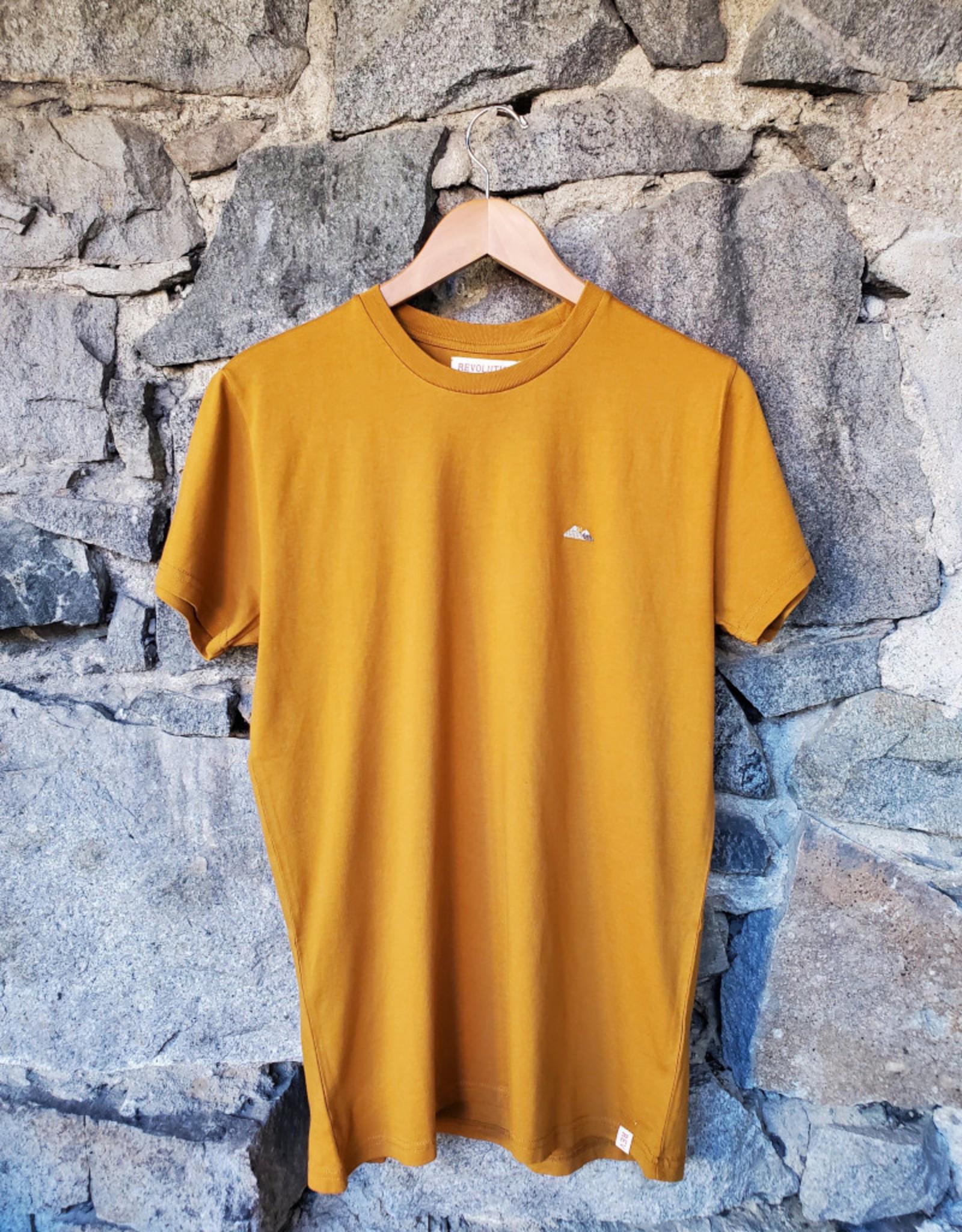 RVLT 1200 MOU Application T-Shirt - Brown