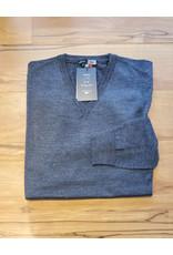 Horst Horst 311 V-Neck Sweater Charcoal