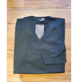 Horst Horst 311 V-Neck Sweater Green