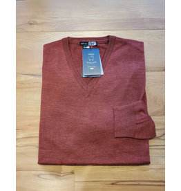 Horst Horst 311 V-Neck Sweater Rust