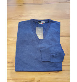 Horst Horst 311 V-Neck Sweater Blue