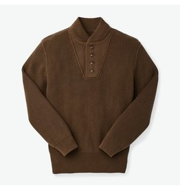 Filson Filson 20154341 Cotton Henley Guide Sweater
