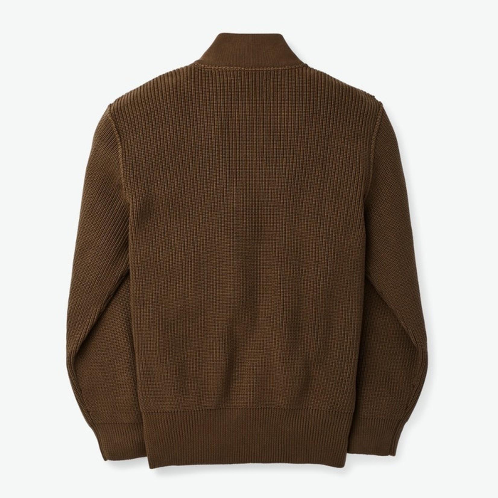Filson Filson 20154341 Cotton Henley Guide Sweater