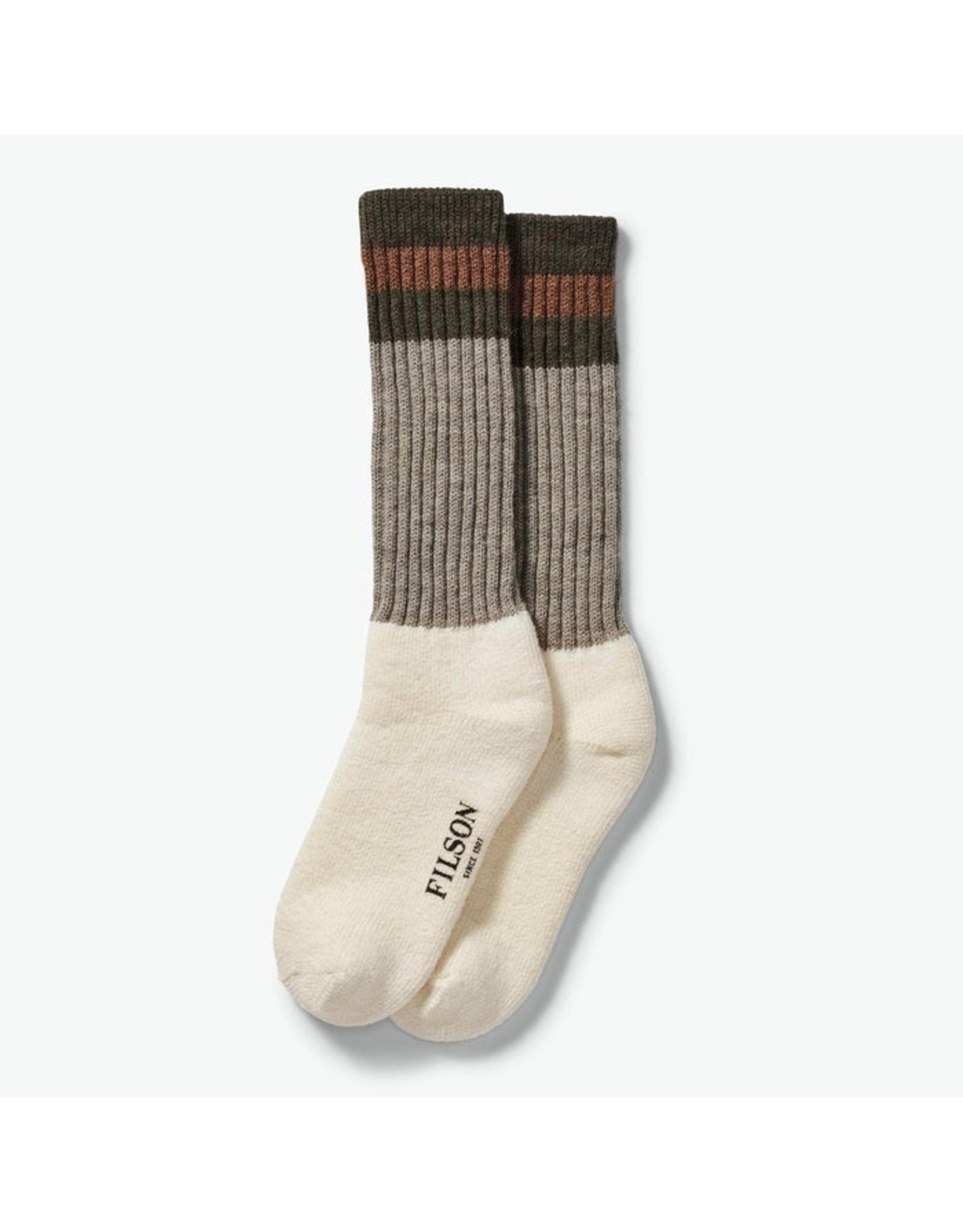 Filson Filson 20075578 1970's Logger Thermal Sock