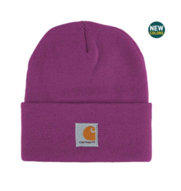 Carhartt Carhartt Kids CB8905 Toddler Acrylic Watch Hat - Plum Caspia