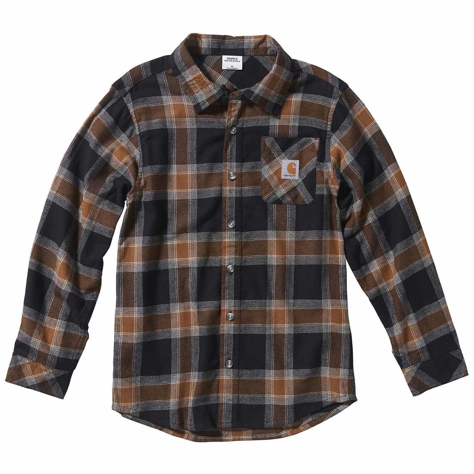Carhartt Carhartt Kids CE8180 Longsleeve Flannel Shirt