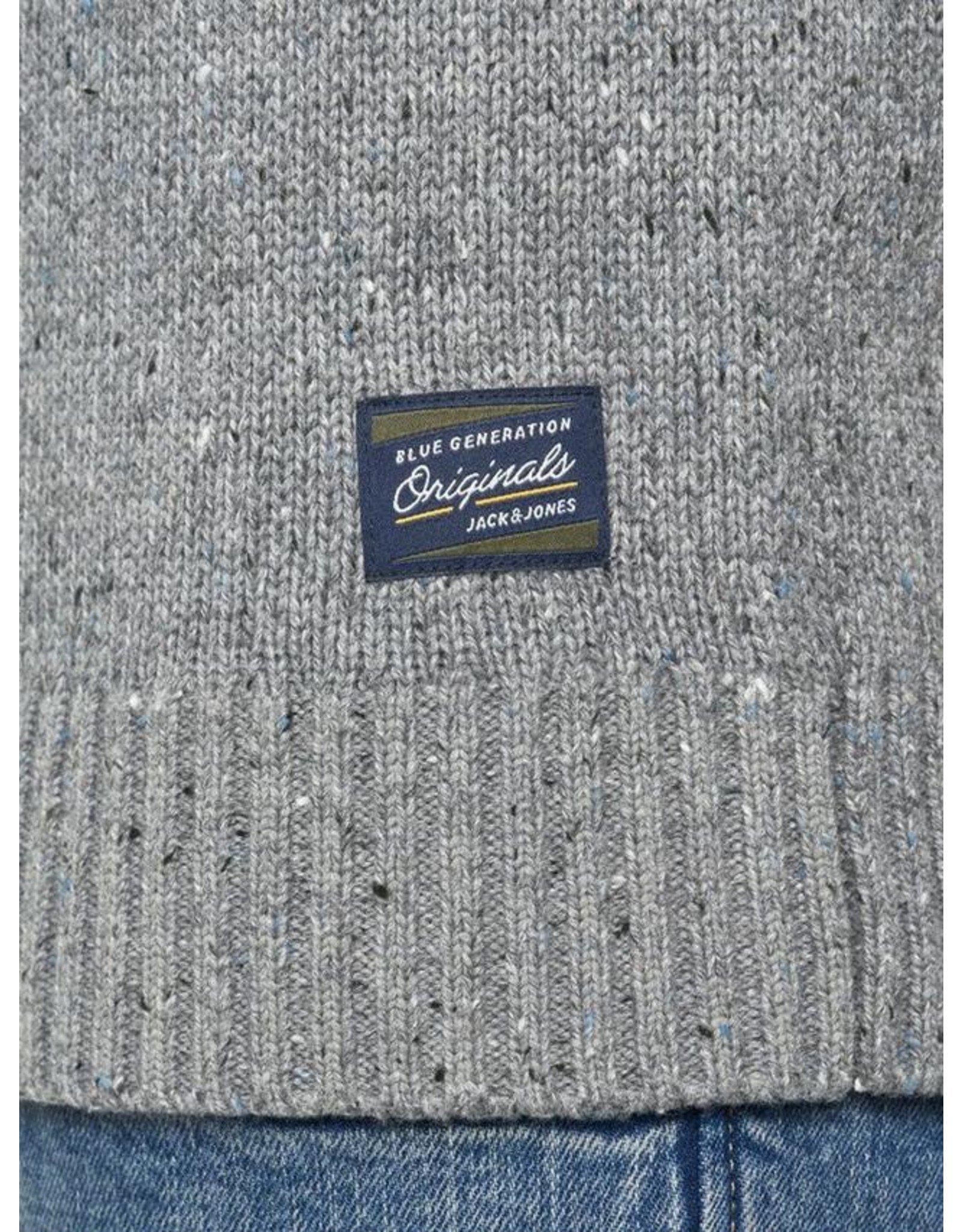 Jack & Jones Jack & Jones Jorjax Knit Crew Sweater - 2 Colors