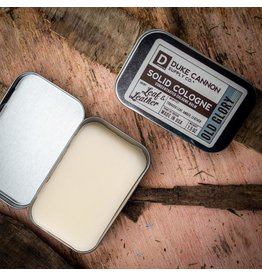 Duke Cannon Supply Co. Duke Cannon Solid Cologne - 5 Scents