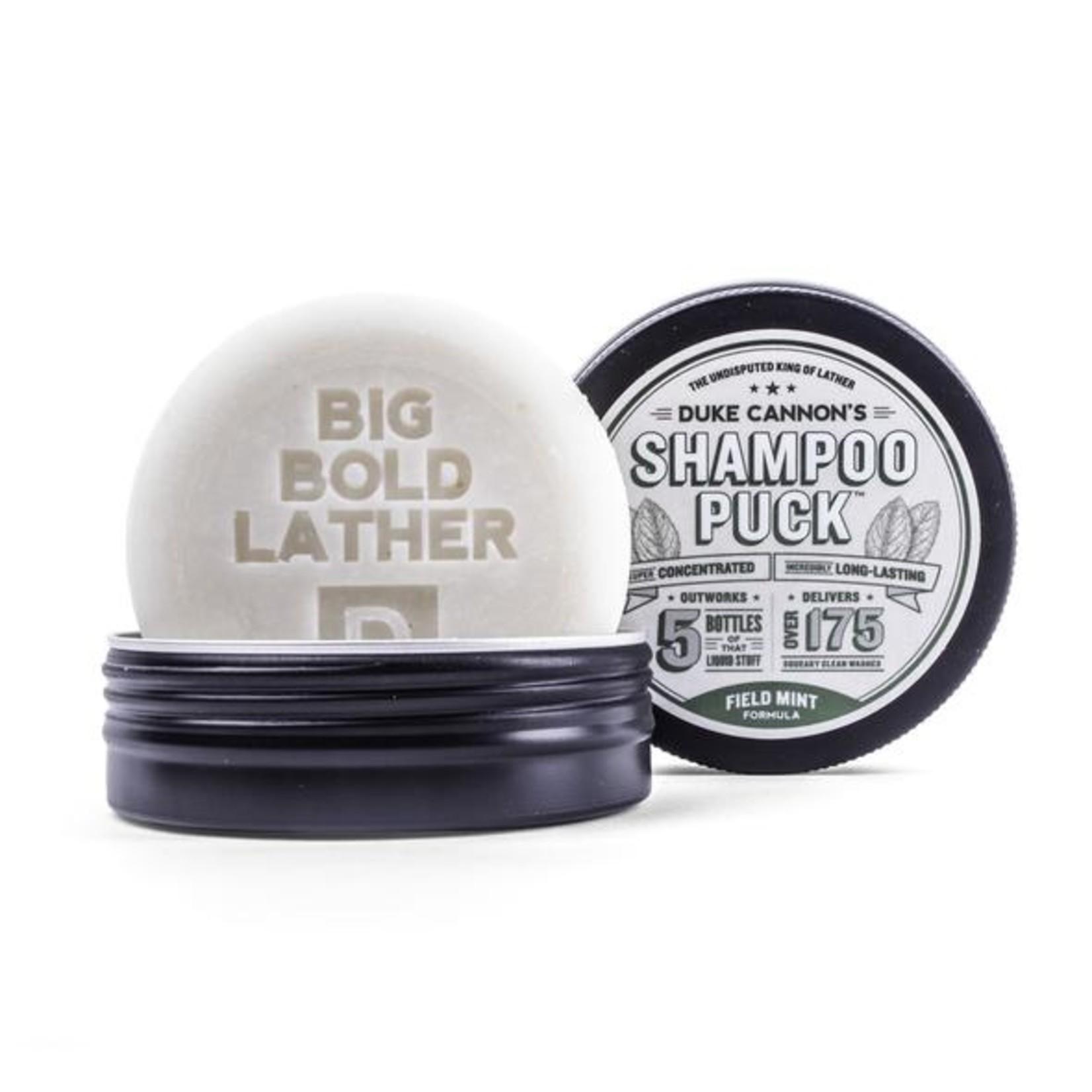 Duke Cannon Supply Co. Duke Cannon Shampoo Puck - 3 Scents