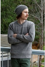 Pollen Sweaters Inc. Pollen Sweaters Wool V-Neck Sweater - 2 Colors