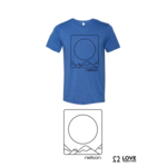 Love TwentyTwo Love 22 Mountainscape T-Shirt