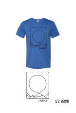 Love TwentyTwo Love 22 Mountainscape T-Shirt